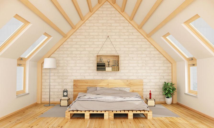 Lakótér növelés – Hogyan lehet élhető a tetőtér?