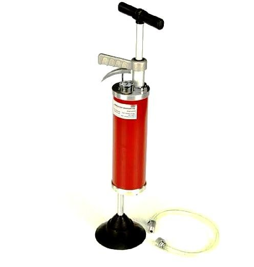 sűrített levegős tisztító eszköz a hatékony duguláselhárításhoz