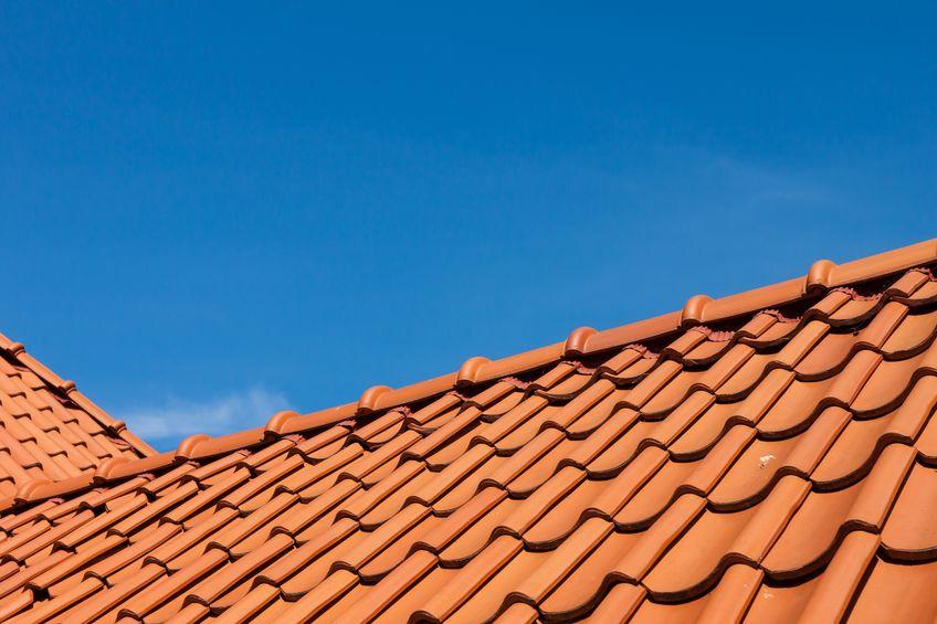 cserép tető